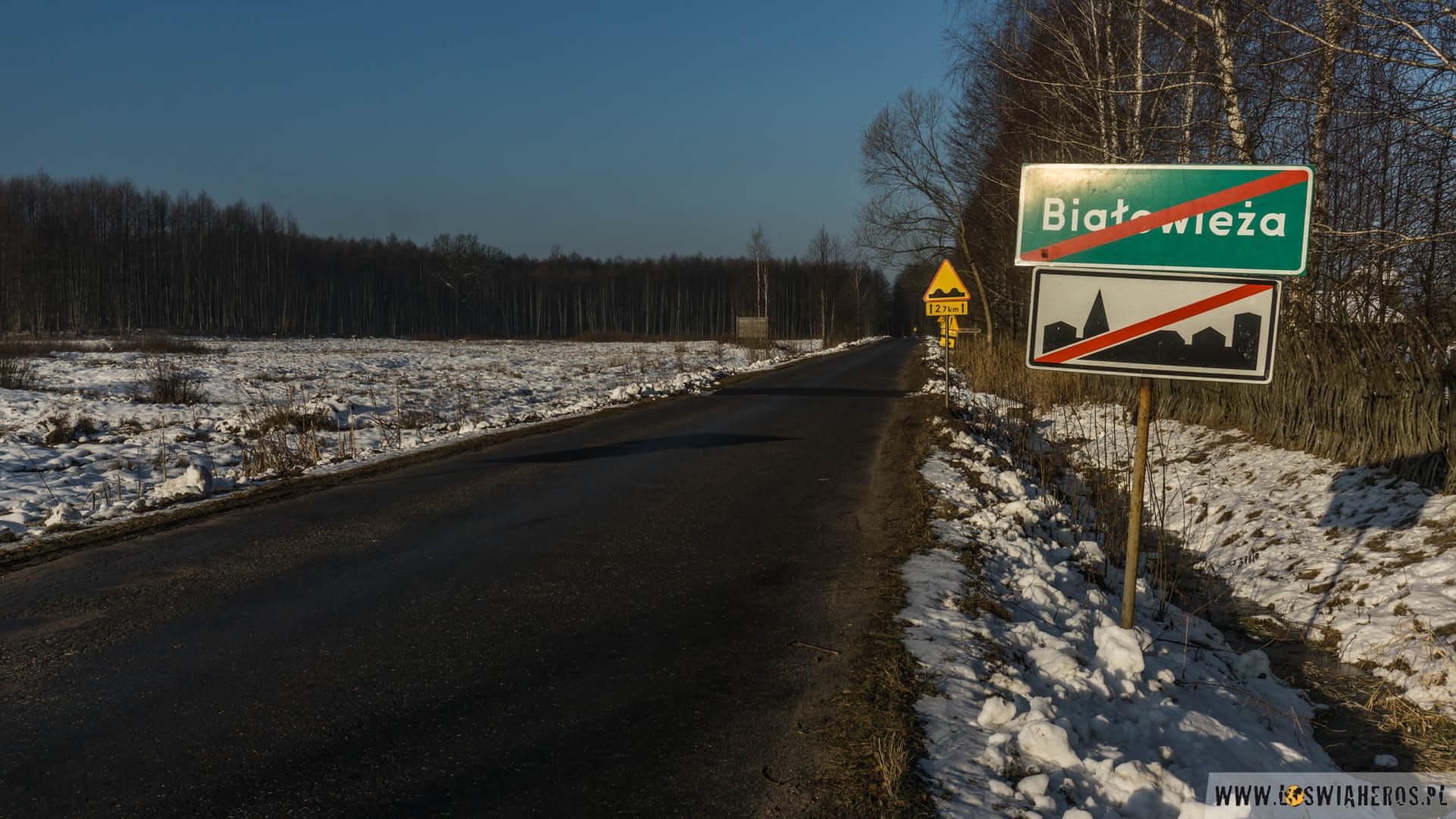 Białowieża żegna! Najwyższy czas, aby wybrać się do Puszczy Białowieskiej tez latem.