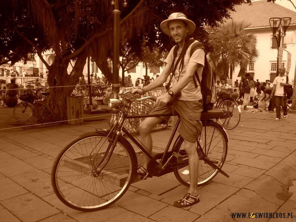 Postkolonialny turysta