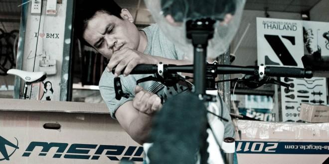 Rowerem przez Tajlandię – fotocast