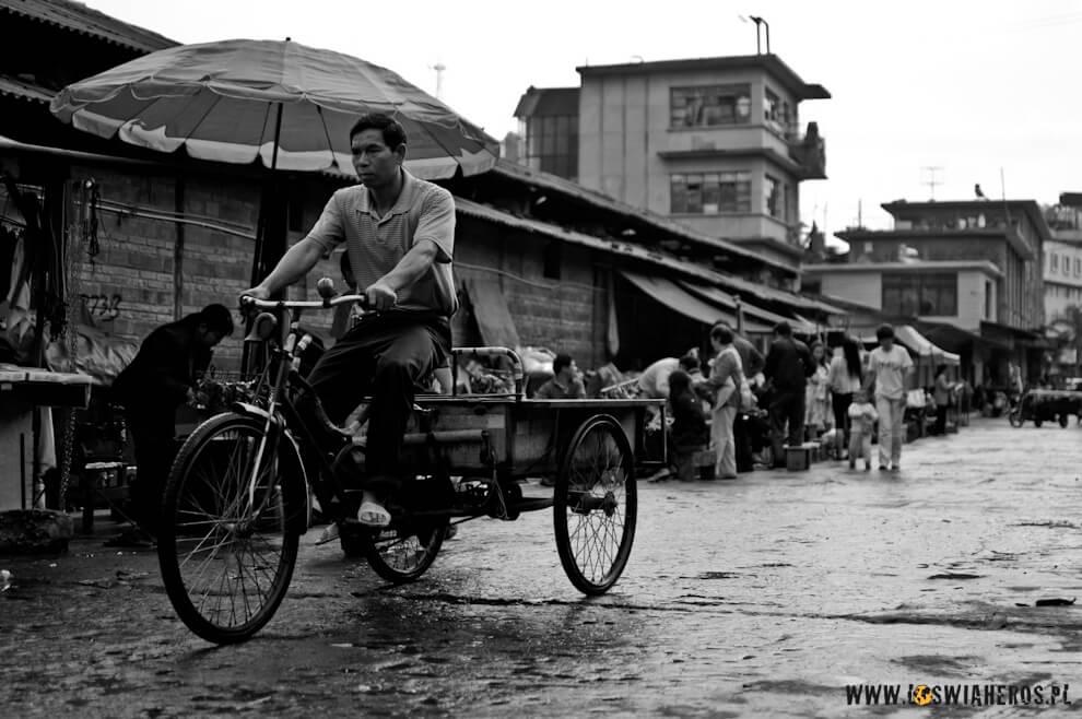 Chiny 50 lat temu.