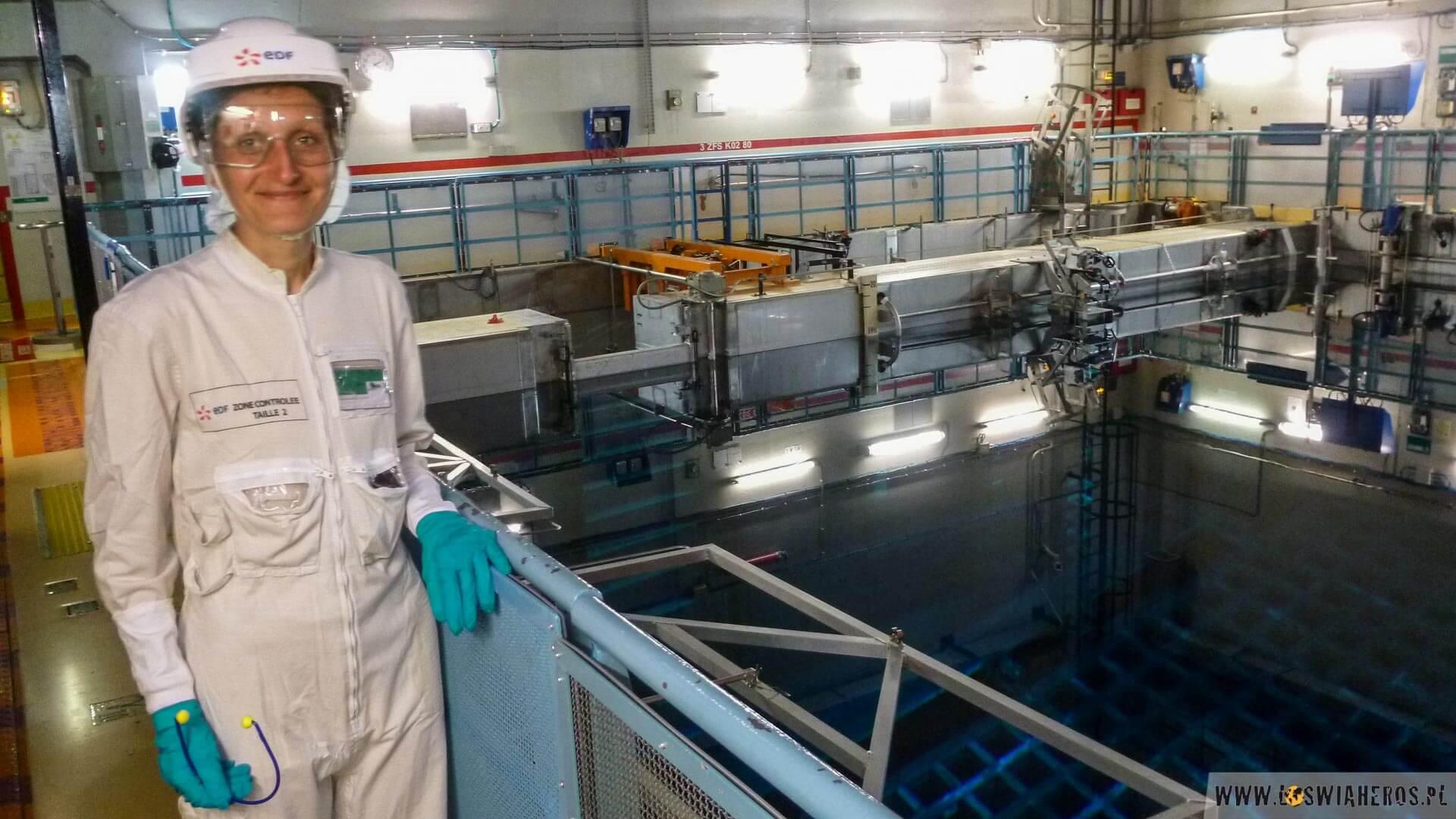 Elektrownia jądrowa w Chinon