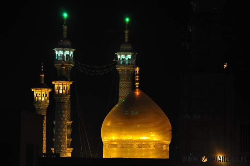 Świątynia Fatima Al Masumeh w Qom