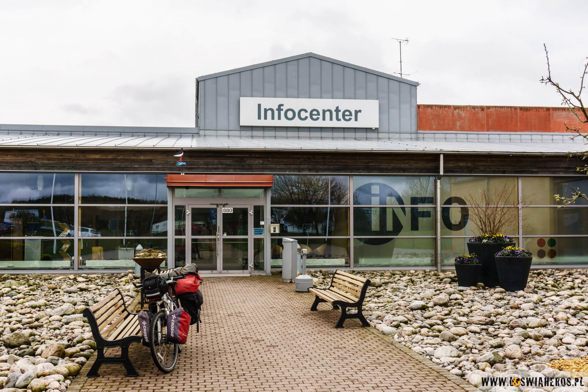 Centrum Informacyjne przy elektrowni w Ringhals.