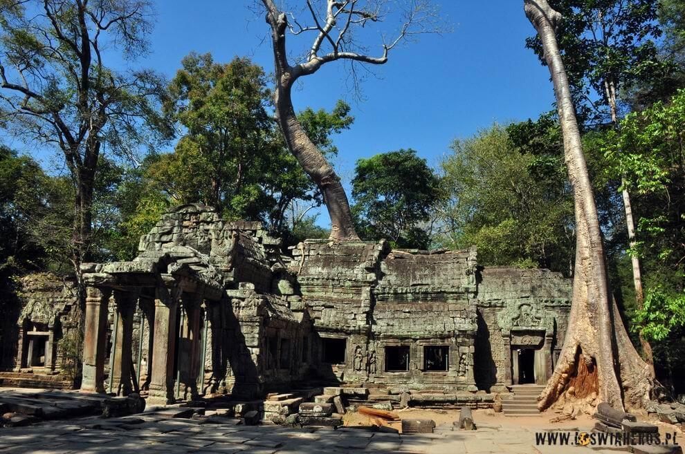 Świątynia Ta Phnom
