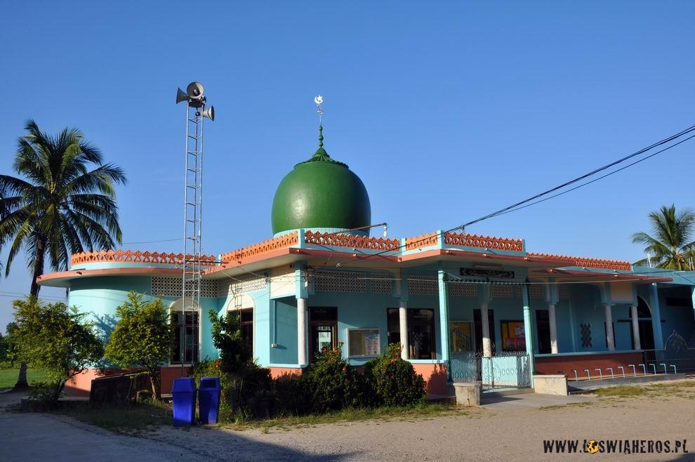 W Tajlandii tez mieszkają muzułmanie.