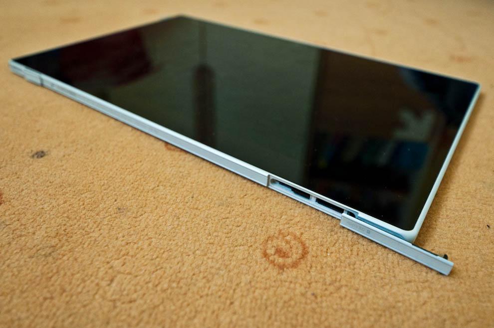 Niezły tablet podróżniczy: Sony Xperia Tablet Z