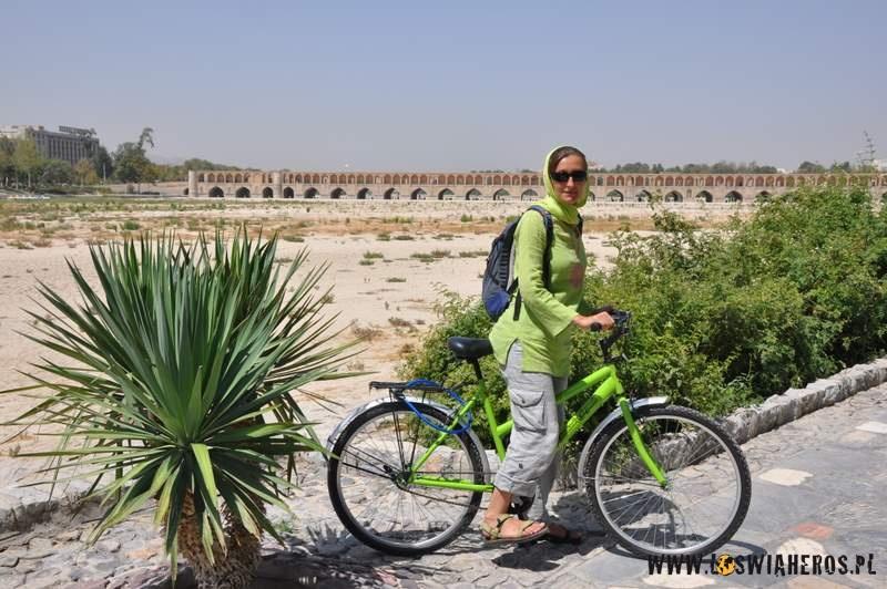 W Esfahanie narowerze