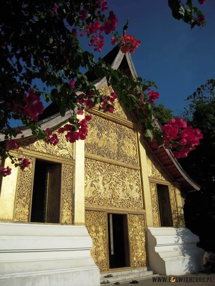 Wat wLuang Prabang.