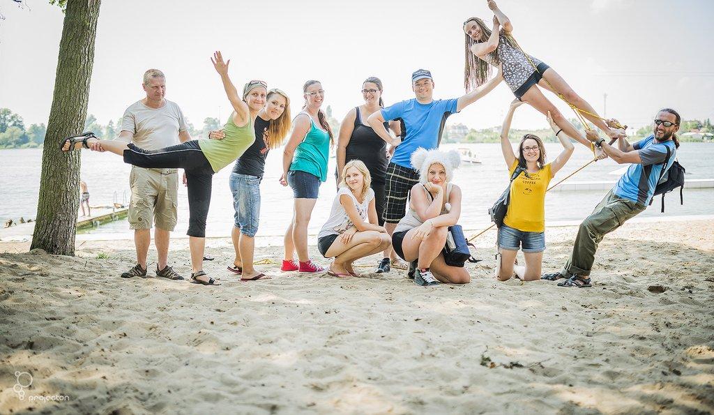 Blogerzy na wakacjach