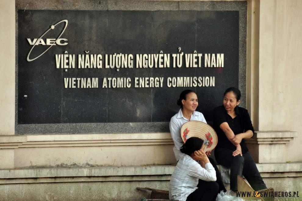 Wietnamska Komisja ds.Energii Atomowej :)
