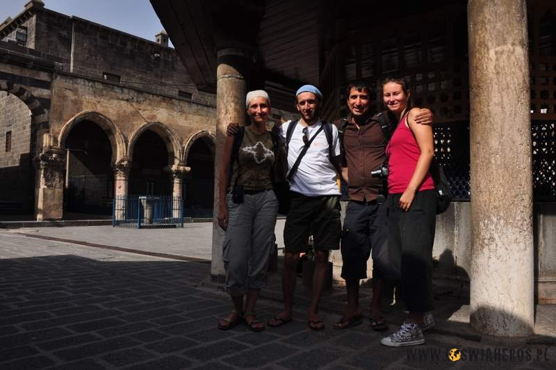 Z Mehmetem w Diyarbakir