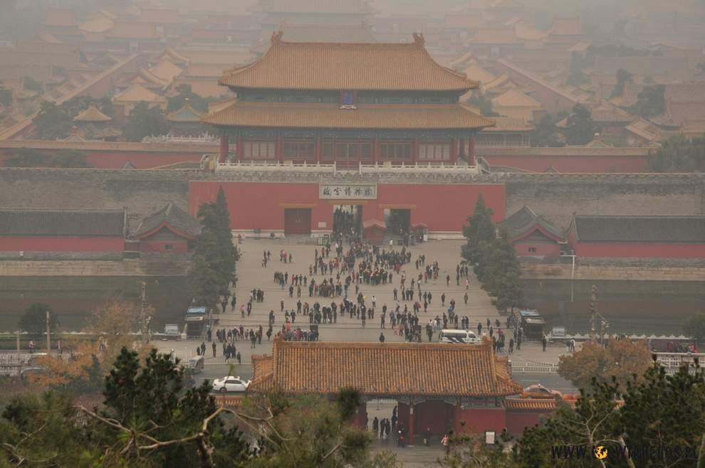 Zakazane Miasto, Pekin.